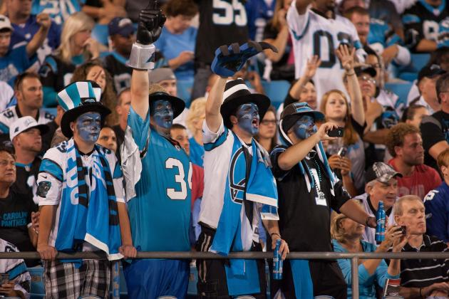 13 Carolina Panthers Jerseys You Likely Rocked During Your Childhood
