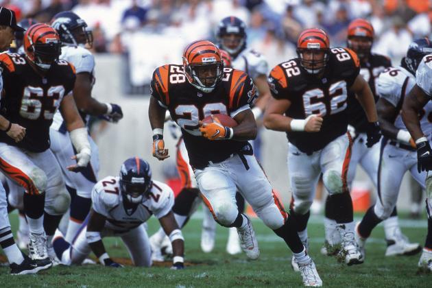 Best Cincinnati Bengals Individual Game Performances of All Time