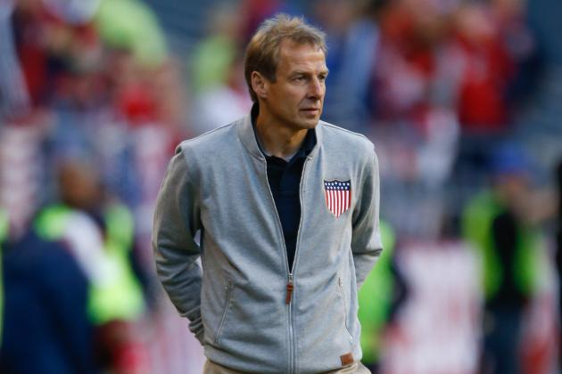 US vs. Guatemala: 6 Things Jurgen Klinsmann Should Try in Friendly