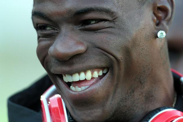 5 Ways Mario Balotelli Can Build on a Monster 2013 for AC Milan