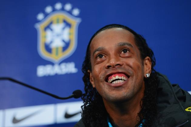 Ronaldinho: 5 Reasons Fans Want to See Him Play for Brazil at World Cup 2014