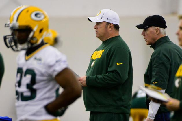 7 Players Who Might Find Themselves on the Packers' Practice Squad in 2013