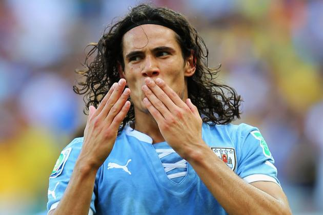 Summer Transfer Window Gossip: Edinson Cavani, Stephan El Shaarawy, David Luiz