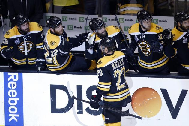 Best-Case Scenarios for Each of the Boston Bruins' 2013 Draft Picks