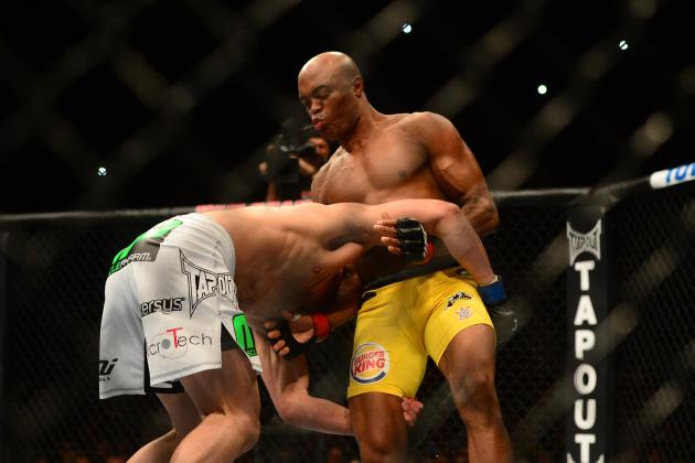 UFC 162: Anderson Silva vs. Chris Weidman Head-to-Toe Breakdown