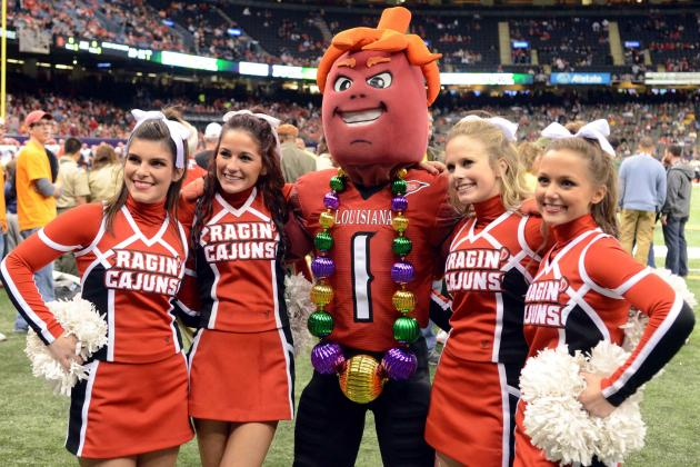 8 College Football Teams That Need a New Mascot