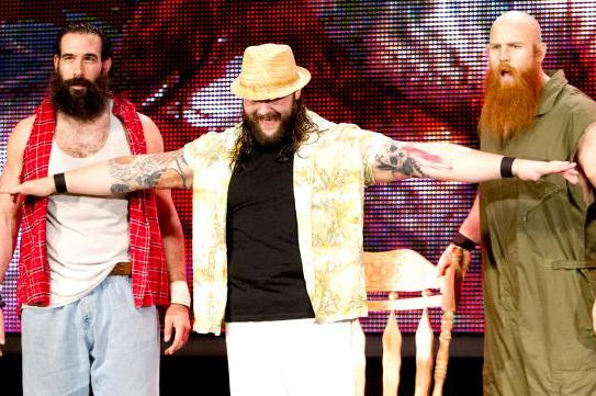 5 Possible Opponents for the Wyatt Family