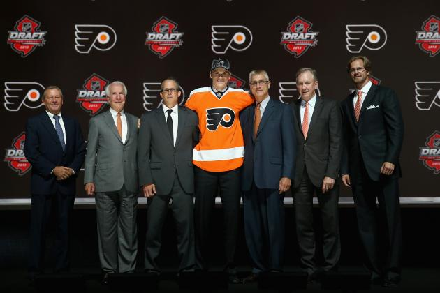 Biggest Takeaways from Philadelphia Flyers' 2013 Draft