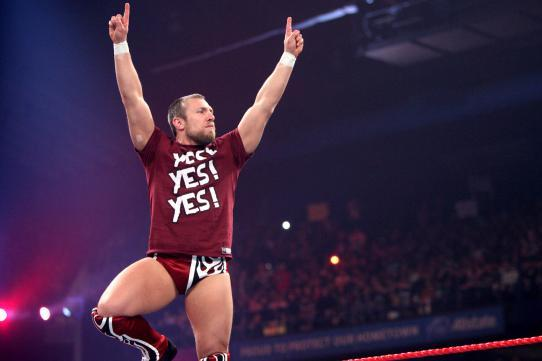 Ranking Daniel Bryan's 10 Best Matches in His WWE Career