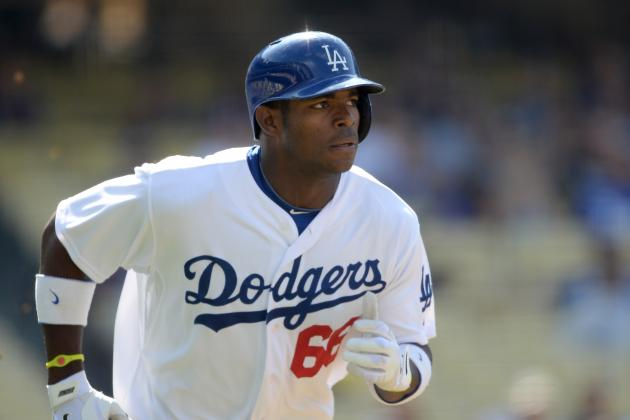 10 Most Amazing Moments of Yasiel Puig's Record-Setting Debut Month in MLB