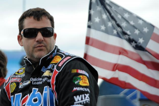 What's Next for Tony Stewart If His Dismal Season Does Not Improve?