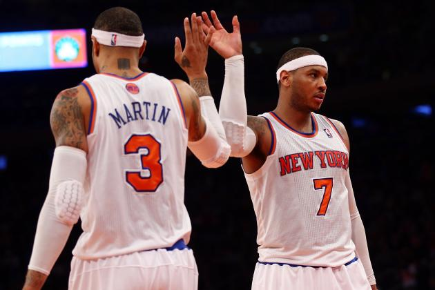 2013 NBA Free Agents Who Would Complement Carmelo Anthony's Game