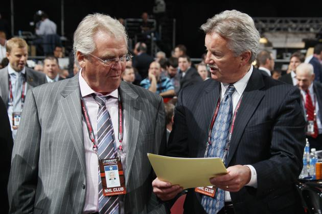 Scouting Report for All of New York Rangers' 2013 Draft Picks