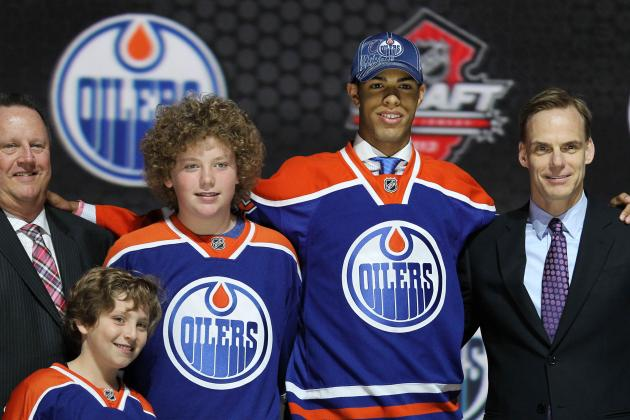 Biggest Takeaways from the Edmonton Oilers' 2013 Draft