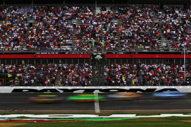 Winners and Losers of the 1st Half of the 2013 NASCAR Sprint Cup Series Season