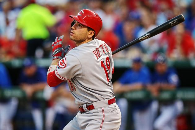 Handing out First-Half Awards to the Cincinnati Reds