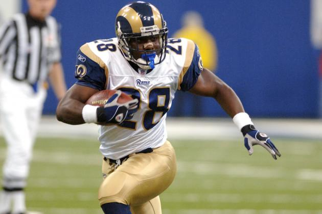 8 St. Louis Rams Jerseys You Likely Rocked During Your Childhood