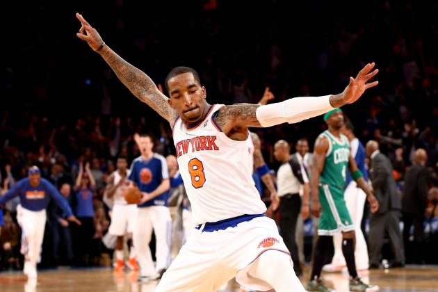 Best Potential Free-Agent Landing Spots for J.R. Smith During 2013 Offseason