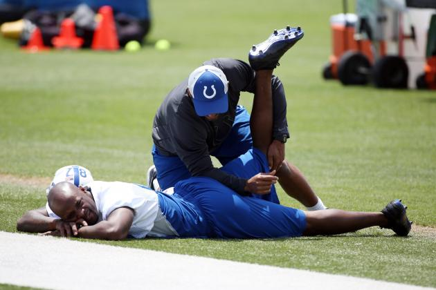 Full Training Camp Roster Breakdown for the Indianapolis Colts
