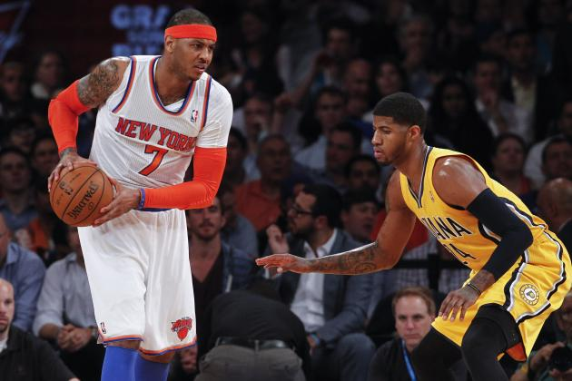 Ranking Carmelo Anthony's 5 Most Dangerous Offensive Moves