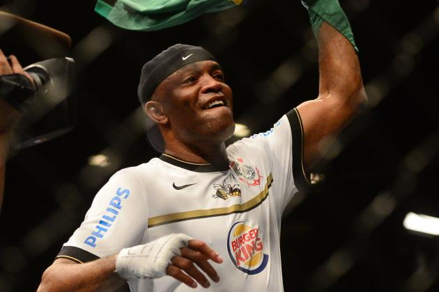 3 Reasons Anderson Silva Should Retire After UFC 162