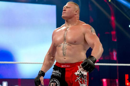 7 Unbelievable Brock Lesnar Moments in WWE