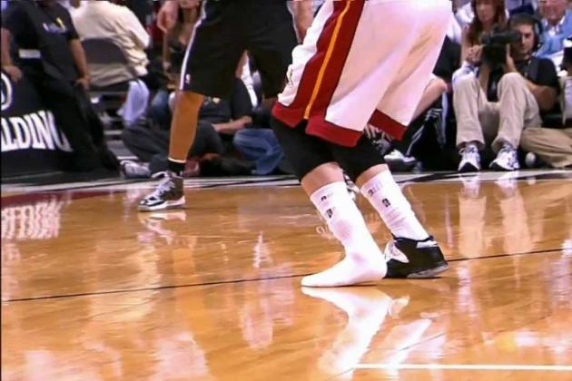 12 Great Shoe Moments in Sports