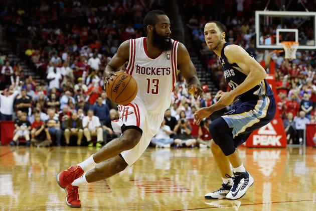 Ranking James Harden's 5 Most Dangerous Offensive Weapons