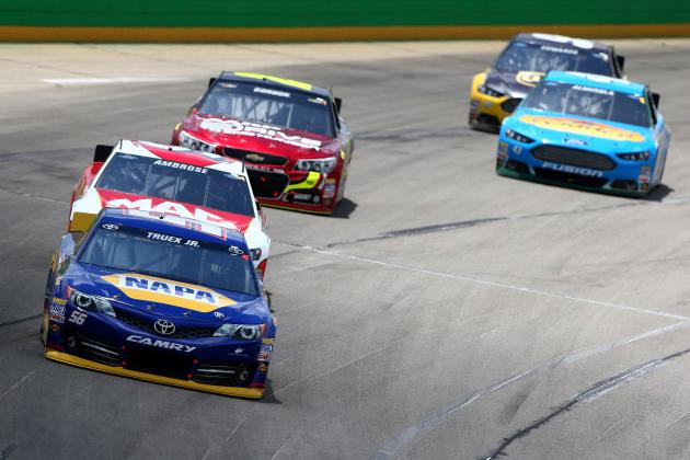 5 NASCAR Sprint Cup Series Contenders Flying Under the Radar in 2013