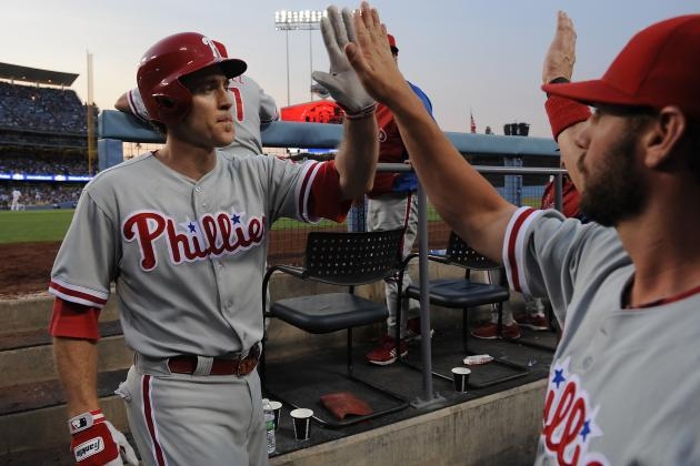 Philadelphia Phillies: Handing out 1st-Half Awards to Most Deserving Phillies