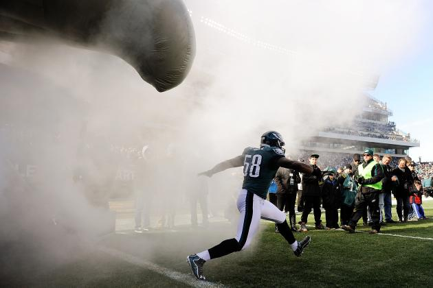 Burning Questions for Philadelphia Eagles' Training Camp