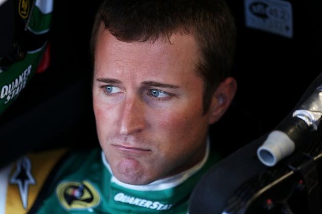 Ranking the 10 Blandest Personalities in NASCAR Today