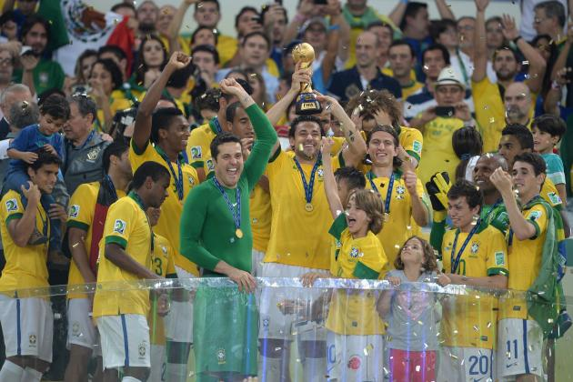Brazil 1970 vs. Brazil 2013: Scoring the Position-by-Position Battles