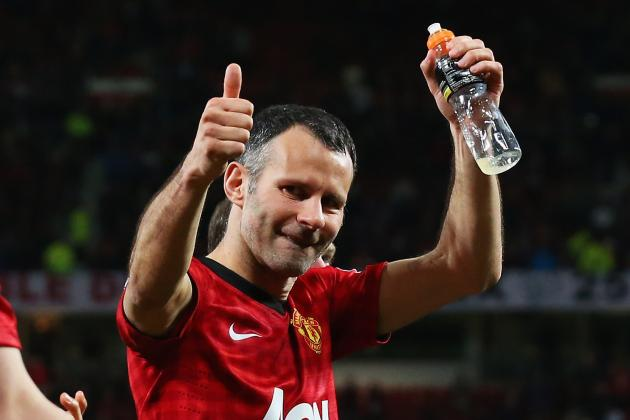 The Career of Manchester United Legend Ryan Giggs in 10 Goals