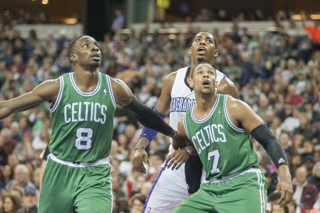 Predicting Boston Celtics Starting Lineup for 2013-14 Season