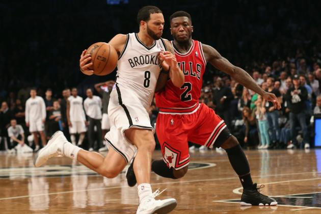 Ranking Deron Williams' 5 Most Dangerous Offensive Moves