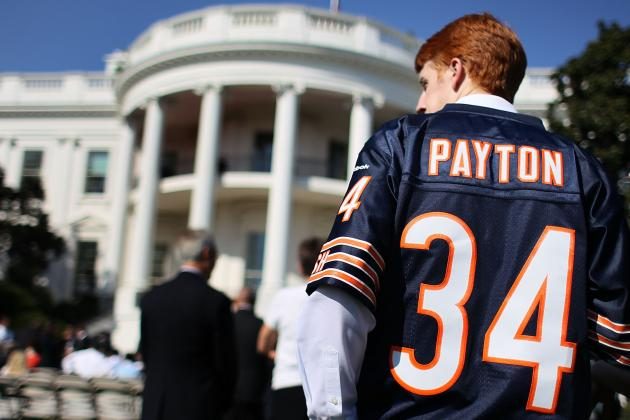 10 Chicago Bears Jerseys You Likely Rocked During Your Childhood