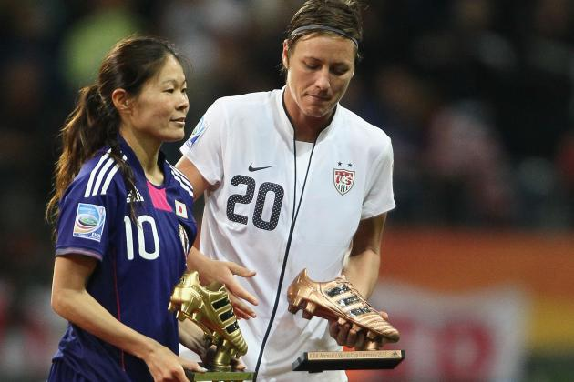 Ranking the 10 Greatest Female Soccer Players in History