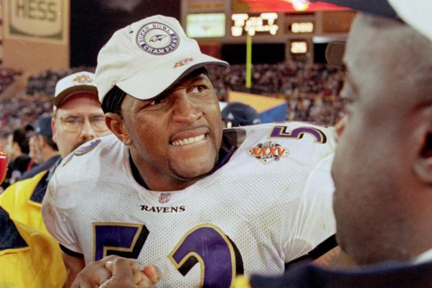 5 Baltimore Ravens Jerseys You Likely Rocked During Your Childhood