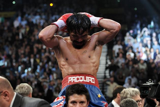 Manny Pacquiao and the 10 Greatest Weight Climbers in Boxing History