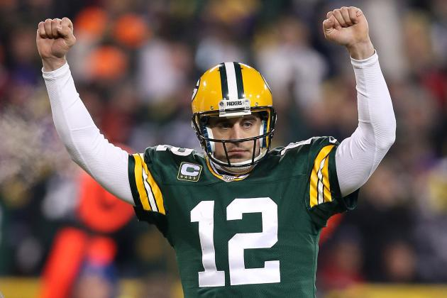 Ranking the Top 25 MVP Candidates Heading into the 2013-14 NFL Season