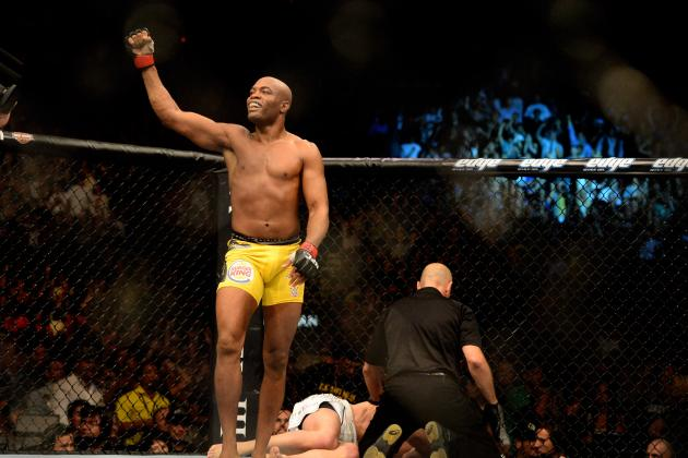 Anderson Silva's 5 Most Effective Offensive Maneuvers