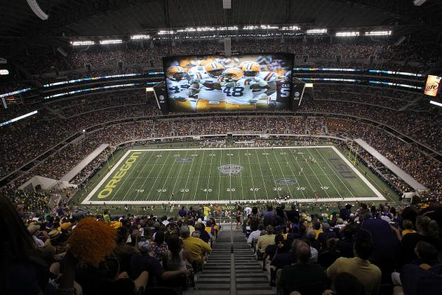 SEC Football: 5 Games with the Most Expensive Ticket in 2013
