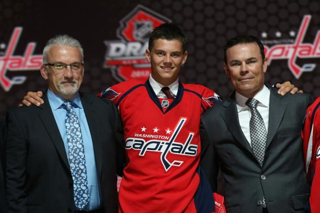 Scouting Report for All of Washington Capitals' 2013 Draft Picks
