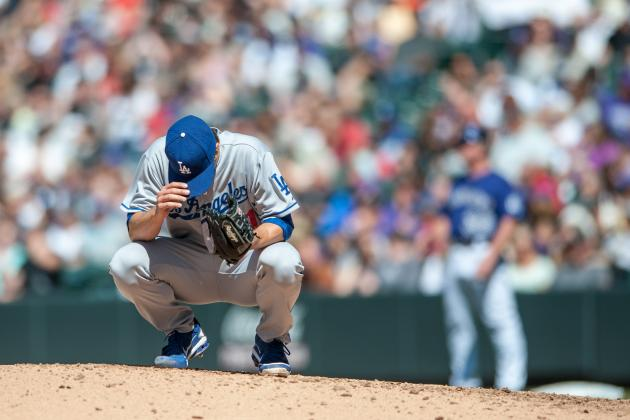 5 Startling Statistics from Los Angeles Dodgers' Season Thus Far