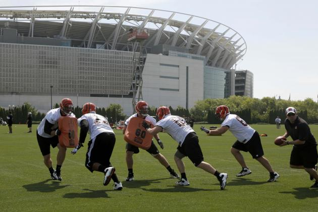 Full Training Camp Roster Breakdown for the Cincinnati Bengals