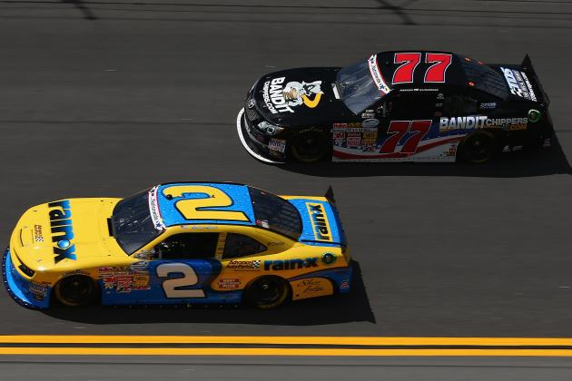 Future Sprint Cup Prospects for Top 10 Current Nationwide Drivers