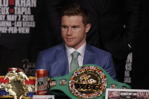 Ranking the 10 Best Young Talents in Boxing Today