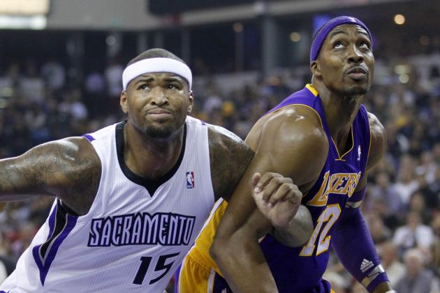 Top 5 Candidates to Replace Dwight Howard at Center Position for LA Lakers