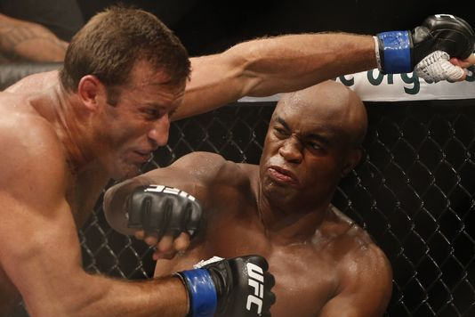 Anderson Silva and the 10 Most Powerful Right Hands in MMA